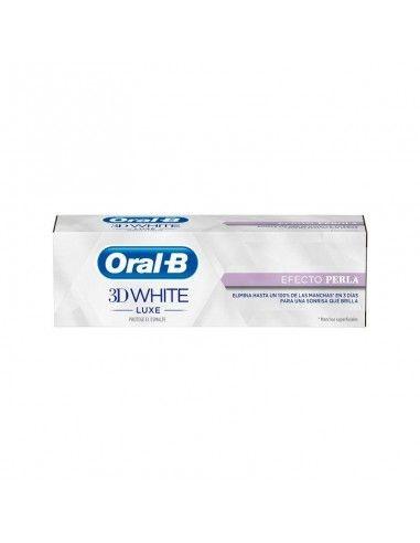 PASTA 3D WHITE LUXE EFECTO PERLA-Dentifrices