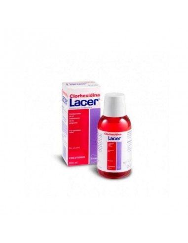 COLUTORIO CLORHEXIDI-Dental elixir
