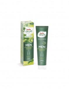 Crema depilatoria masculina
