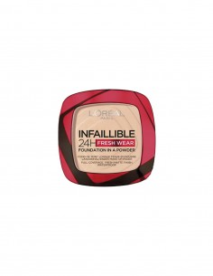 MAQUILLAJE INFALIBLE...