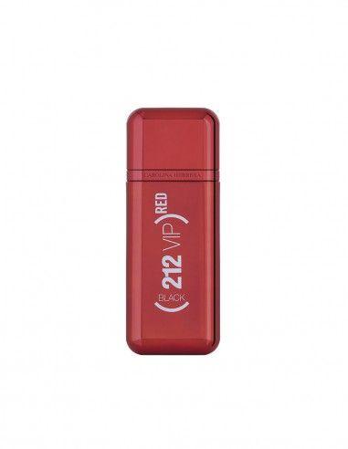 212 Vip Black Men Red EDP