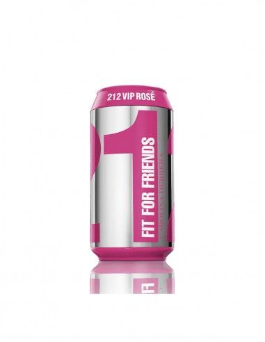 212 Vip Rose EDP Collector 2019-Women's Perfume