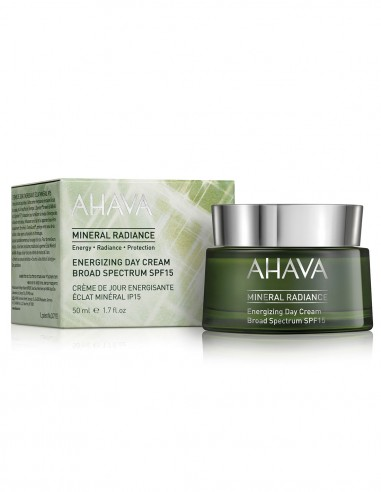 Mineral Radiance Day Cream SPF15-Day Treatment