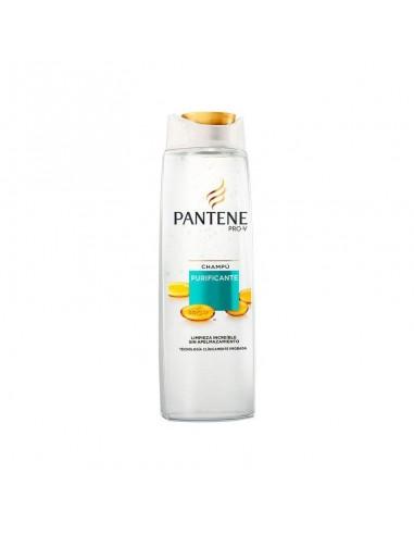 PANTENE CHAMPÚ PURIFICANTE-Brightness and volume