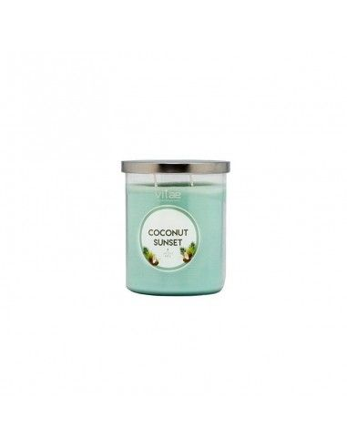 VITAE VELA 600 GR COCONUT SUNSET-CANDLES