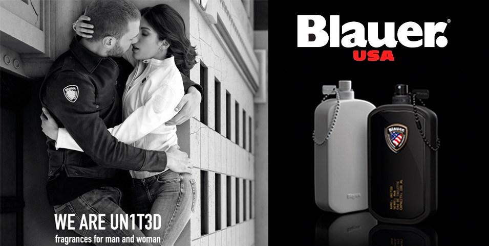 Perfume UN1T3D de Blauer