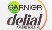 DELIAL AMBRE SOLAIRE